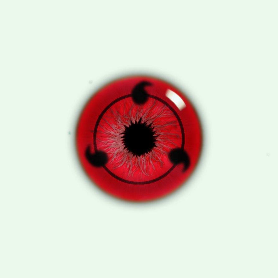 Наруто картинки глаз