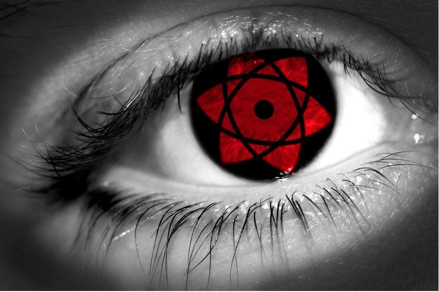 глаза мадары картинки